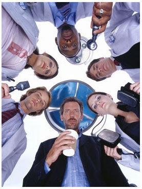 House MD, mejor serie internacional del 2006 para los lectores de ¡Vaya Tele!
