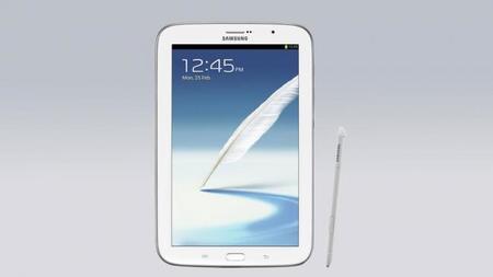Samsung ya lanzó su Galaxy Note 8.0 en Barcelona
