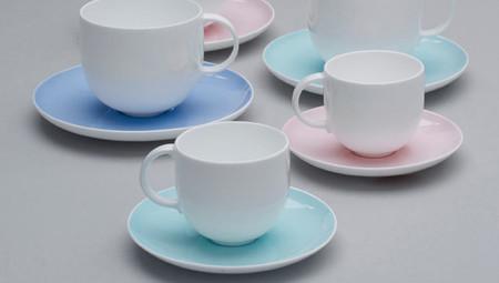 Disfruta de tu té con este delicado y elegante juego de mesa