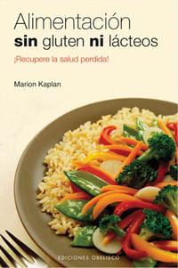 Libro: Alimentación sin gluten ni lácteos