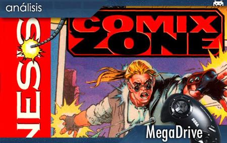 Análisis de 'Comix Zone'. Posiblemente el mejor juego de MegaDrive