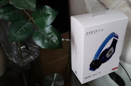 Detalle del empaquetado de los Zoro II HD