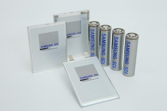 Se rumorea que Samsung fabricará 300 millones de baterías cilíndricas, como las de Tesla, para los coches eléctricos de Jaguar