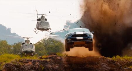 ¡Suma y sigue! 'Fast & Furious 9' sigue reventando taquillas: ya lleva recaudados casi 623 millones de dólares