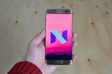 Samsung inicia el lanzamiento de Android 7 Nougat para sus Galaxy S7 y S7 edge, pero no os alegréis demasiado...