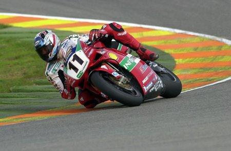 Rubén Xaus con la 998