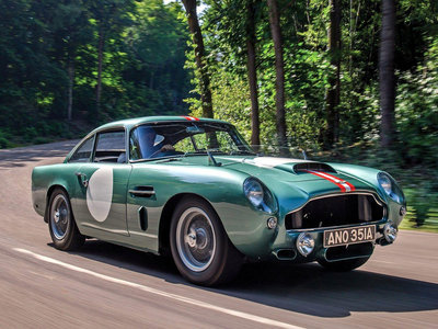 Un precioso Aston Martin DB4GT se subasta este fin de semana... ¡por entre 5 y 7 millones de euros!