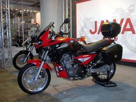 Jawa 650 Touring