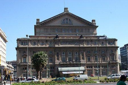 Buenos Aires: visitas guiadas por el Teatro Colón