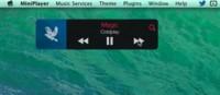 MiniPlayer, versátil reproductor para iTunes, Spotify o Rdio