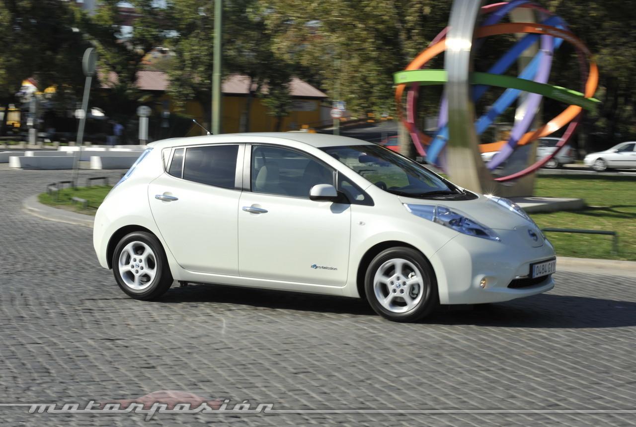Foto de Nissan Leaf (presentación) (17/58)