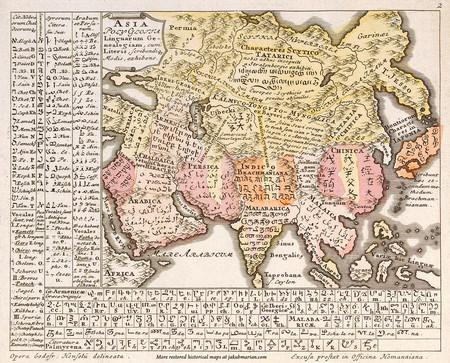 Asia 1741