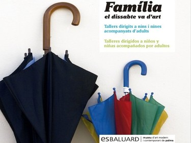 Talleres infantiles en el Museo Es Baluard de Palma de Mallorca