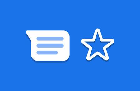 Mensajes de Google ya permite destacar mensajes en su última beta: así funciona