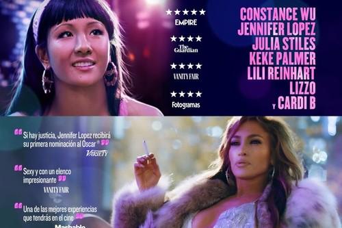 'Estafadoras de Wall Street': Jennifer Lopez brilla en la adaptación de una llamativa historia real