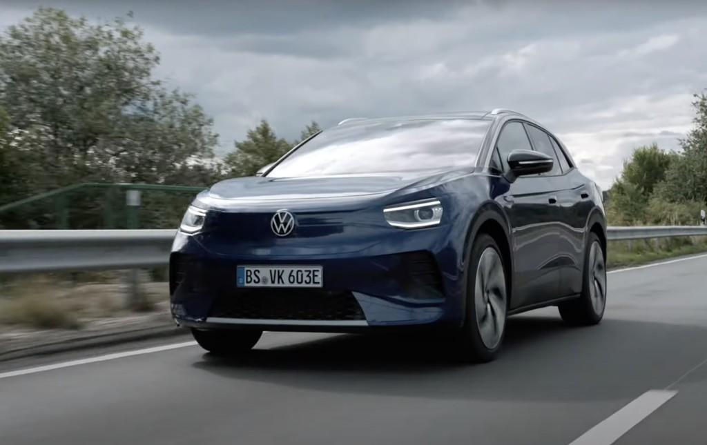 Volkswagen ID.4 presume de validación e interior: el 1º SUV eléctrico de Volkswagen que llegará el 24 de septiembre