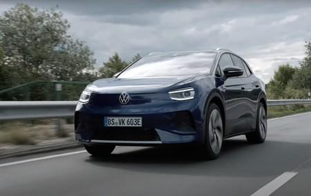 Volkswagen ID.4 presume de potencia e interior: el primer SUV eléctrico de Volkswagen que llegará el 24 de septiembre