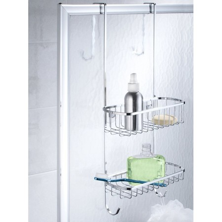 colgador de ducha