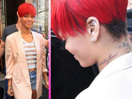 El nuevo tatuaje de Rihanna, la boda de Hilary Duff, las arrugas de Teri Hatcher y mucho más en la semana en Poprosa