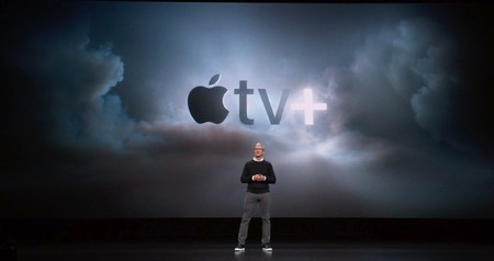 Nuevo Apple TV+