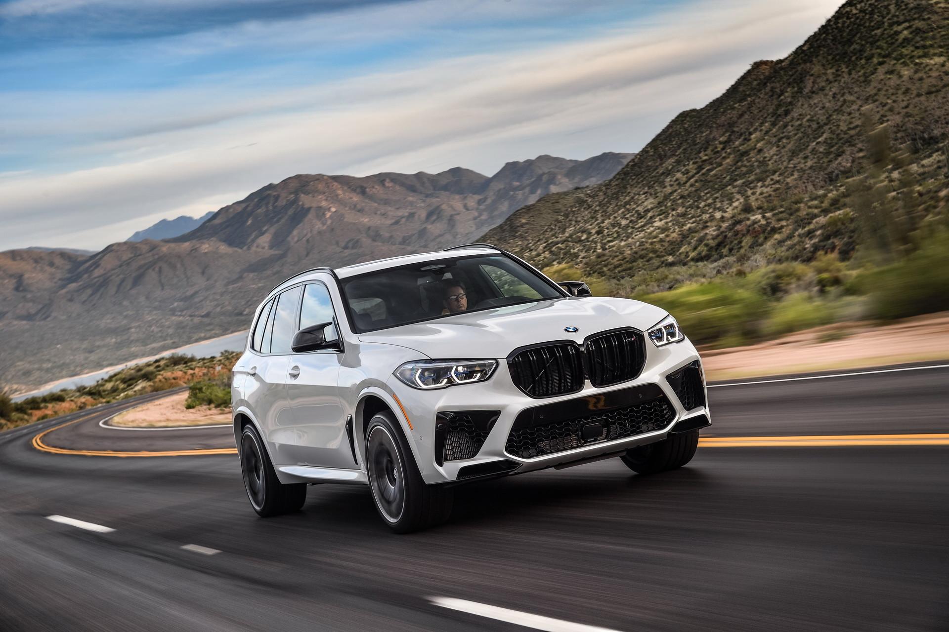 Foto de BMW X5 y X6 M Competition (6/31)