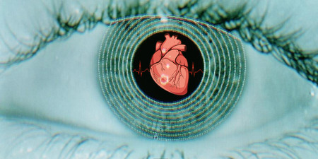 Predecir enfermedades cardíacas mirándote a los ojos: Google dice que su IA puede hacerlo