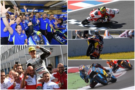 Las alegrías generalizadas de la primera mitad de temporada en MotoGP 2016