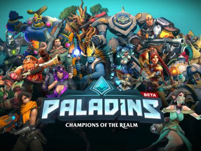 He jugado a Paladins y creo que es algo más que una copia free-to-play de Overwatch
