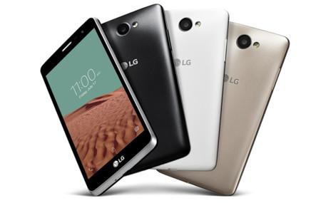 LG Bello II, cambio de diseño y apuesta por los selfies
