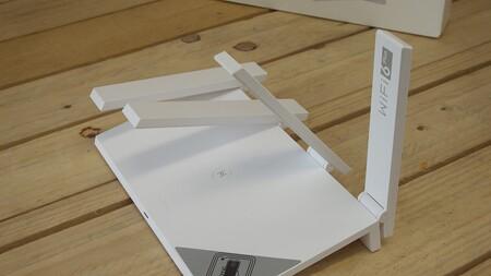Функция Wi-Fi Huawei Ax3 6