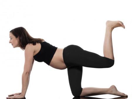Pilates-embarazo