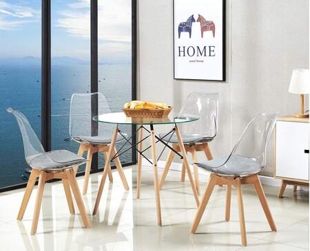 9 conjuntos de sillas para tu casa de la playa a muy buen precio