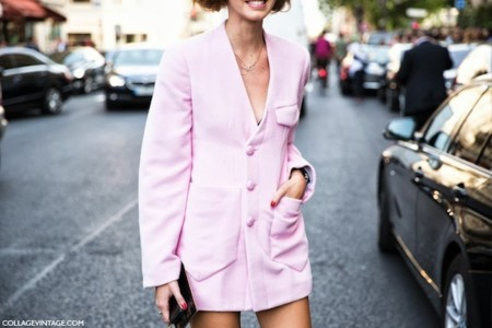 Pues va a ser que sin una chaqueta rosa no eres nadie