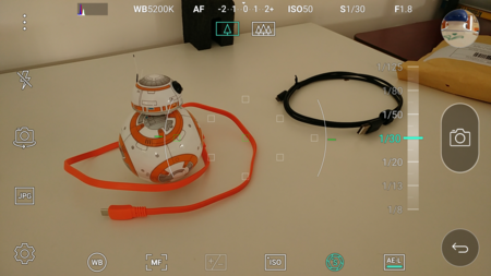 interfaz LG G5