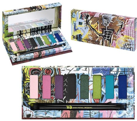 Urban Decay Summer 2017basquiat Collection 1