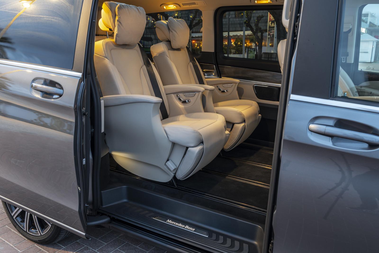 Foto de Mercedes-Benz Clase V 2019 (39/92)