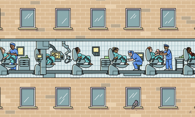 Hospital Magnet F Riolobos