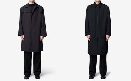 Mackintosh 001 La Coleccion De La Firma Inglesa Que Invento El Abrigo Para Lluvia Mas Cool Hasta Ahora