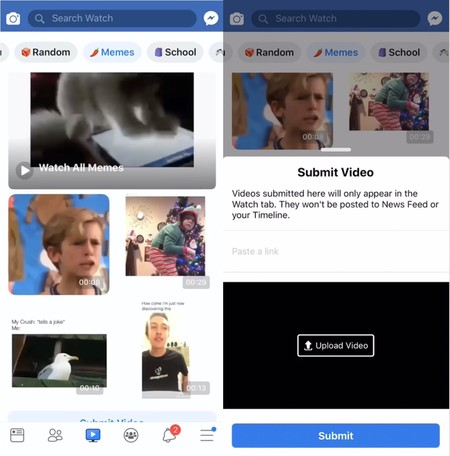 Facebook Lol Submit Video