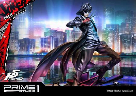Esta pedazo de figura de Joker de Persona 5 está dispuesta a robarte el corazón (y los 700 dólares que cuesta)