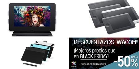 Black Friday: todos los productos Wacom en el catálogo de Macnificos, rebajados al 25%