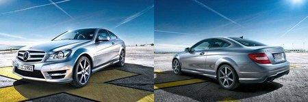 Autobild filtra las fotos del Mercedes C Coupé