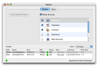 MySync: Sincroniza tu información entre todos tus Macs