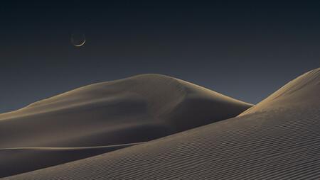 Luna Dunes Jeffrey Lovelace