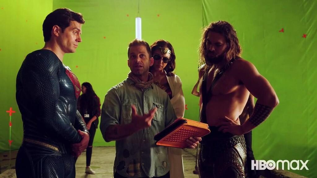 Zack Snyder amenazó con abandonar su versión de 'Liga de la Justicia' por un cameo de un Green Lantern al final