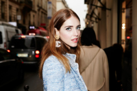 Los pendientes estilo vintage de Chanel se convierten en la nueva joya del deseo gracias a Chiara Ferragni