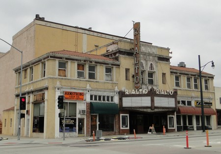 Rialto Theatre South Pasadena