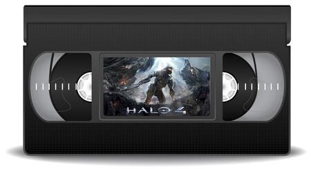 El día que Halo 4 se filtró de la forma más surrealista posible, con un VHS cutre en medio de una granja