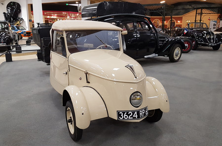 Peugeot exhibirá piezas únicas en el Retromobile 2019, entre ellas, su primer eléctrico... modelo 1941