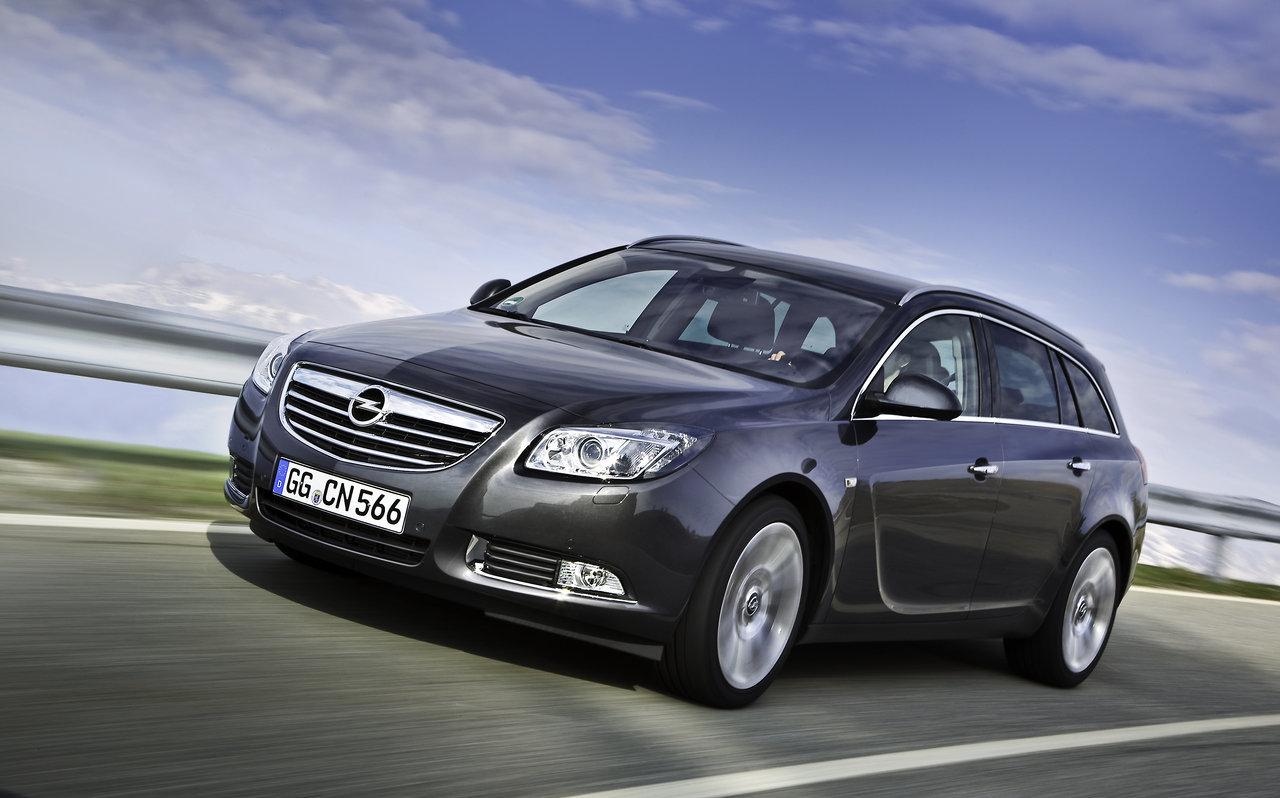 Foto de Opel Insignia 2012 (34/60)